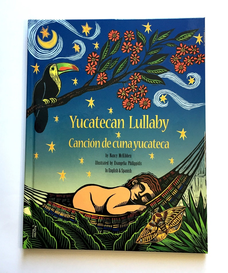 children's bedtime book of mamas and babies in Mexico in image 0