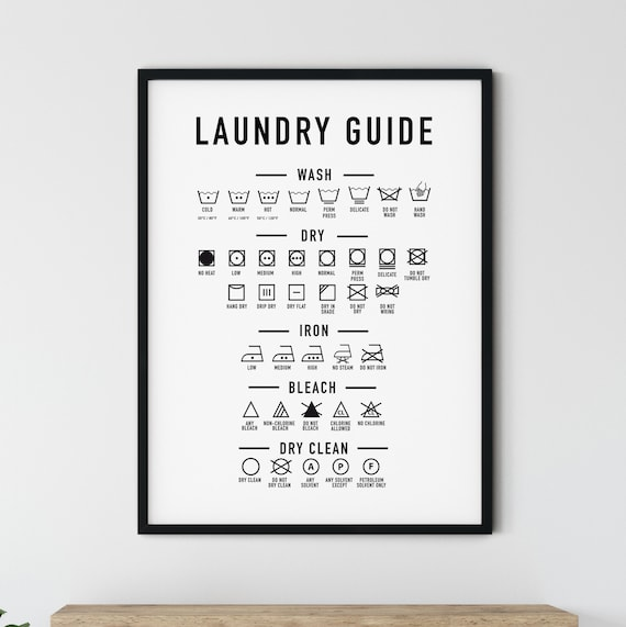 graphic about Laundry Symbols Printable identified as Laundry House Decor, Printable Artwork, Laundry Wall Decor, Laundry House Indicators, Laundry Symbols, Laundry Place Artwork, Laundry Artwork