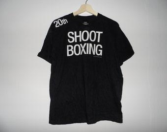 78cd51cca Vintage Beams t shirt Shoot Boxing 20th fashion japan designer medium size