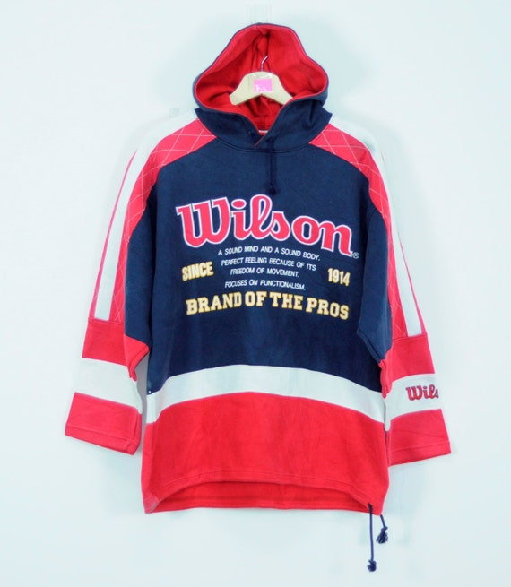 Vintage 1960s Wilson Sports Equipment Ground Crew Jacket Made in USA Mens Size Large / XL 33NGIWR