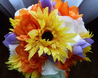 Fall bouquet ~ Colorful bouquet