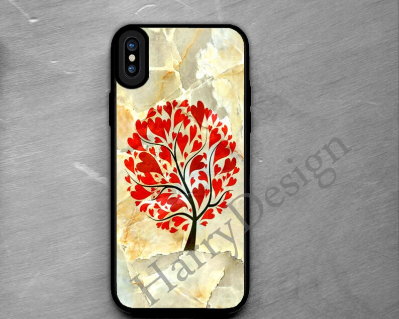 watch 13201 f0676 iPhone Xs max case Marble Love Wish Tree iPhone X Xr case iPhone 8 7 6 plus  case Samsung Galaxy S9 S8 Plus S7 S6 Edge Galaxy Note 9 8 5 case