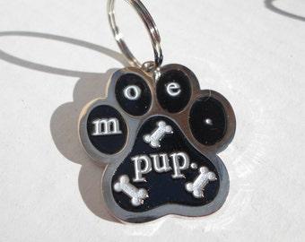 moe. pup. Pet Charm