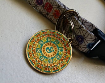 String Cheese incident pet charm tag sci