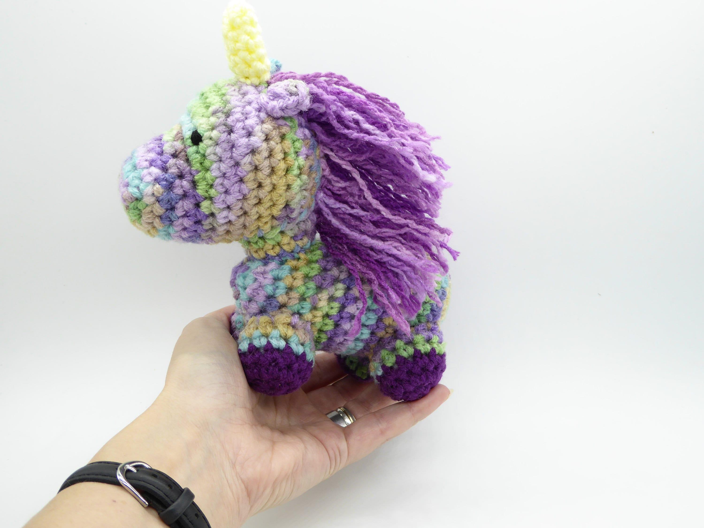 Crochet rainbow unicorn amigurumi free patterns – Artofit | 2250x3000