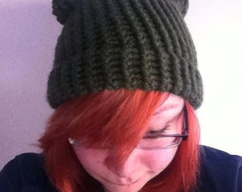 Link Inpsired Knitted Beanie Hat