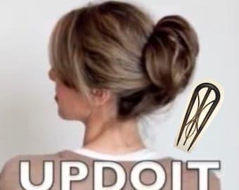 Best Hair Accessory for Updos hair clip fork pin stick comb wedding Updoit versatile