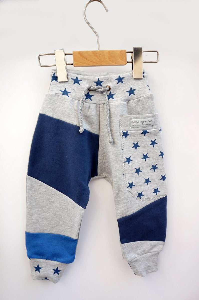 patchwork pants for toddlers
