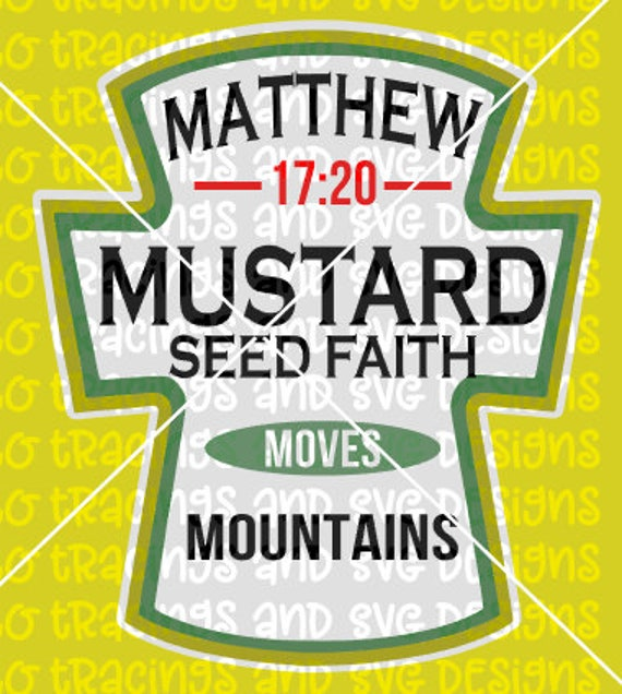 Mustard Relish Ketchup Catch Up With Jesus 3 Svg Files Etsy