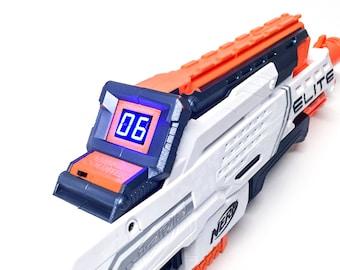 Nerf Cam Ecs-12 Blaster Mod by AmmoCounter