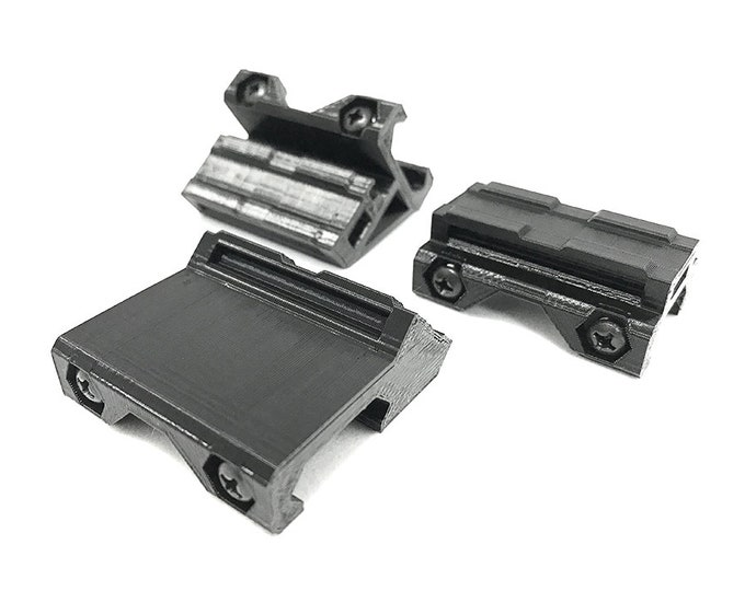 AmmoCounter Rail Adapters - 45 or 90 Deg