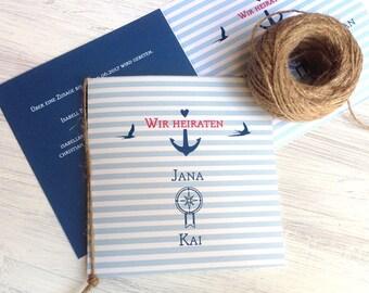 Maritime Hochzeit Etsy
