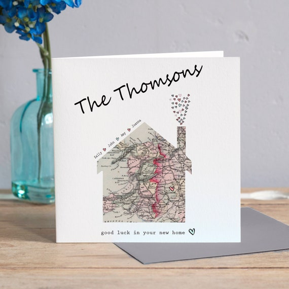 New home card congratulations on your new home card home etsy image 0 m4hsunfo