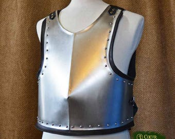 Larp Breastplate and Back Baron