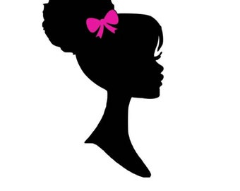 Free Barbie Silhouette Image, Download Free Clip Art, Free Clip Art on  Clipart Library