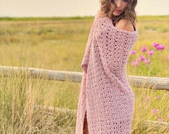 The Thistle Throw PDF DIGITAL DOWNLOAD Crochet Pattern, Cozy Velvet Crochet Throw Blanket Pattern, Beginner Crochet Blanket Pattern