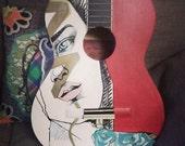 Azul de la Musica by Jess Tobin Art