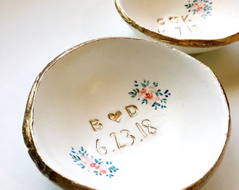 mrs ring dish jewelry dish bridal shower gift gift for bride wedding gift unique wedding gift engagement gift custom ring ring dish