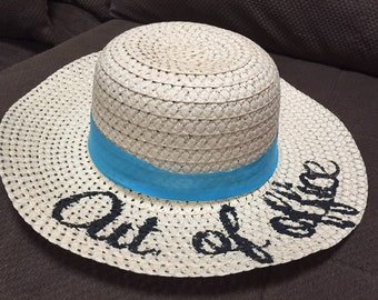 025f31d53 Out of office hat | Etsy