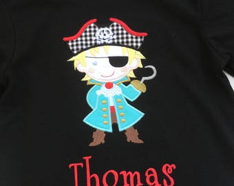 Ahoy Matey Pirate Shirt!