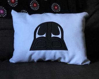 Star Wars themed pillow