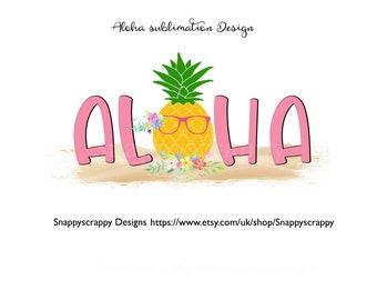 Aloha clipart | Etsy