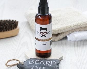 Mo Bro's Premium Cedarwood Beard Conditioning Oil 100ml