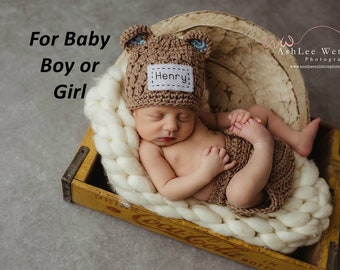 f9a87f53027 Baby Hats and Photography Props by CarolinaHats on Etsy