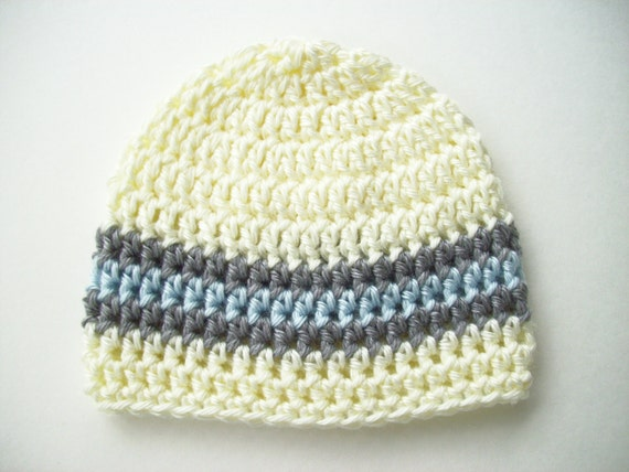 Crochet Baby Hat, Baby Hats for Boys, Newborn Baby Boy Hat, Baby Boy  Outfit, Toddler Boy Hat, Baby Boy Gift, Hospital Hat, Coming Home Hat