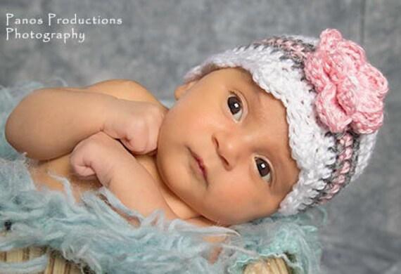 Toddler Girl Hat Crochet Baby Hat Baby Shower Gift Baby  4ee46b0bf19b