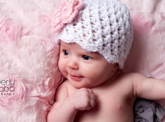 Crochet Baby Girl Hat New Baby Gift Toddler Girl Hat Coming  6cb7fb773ba8