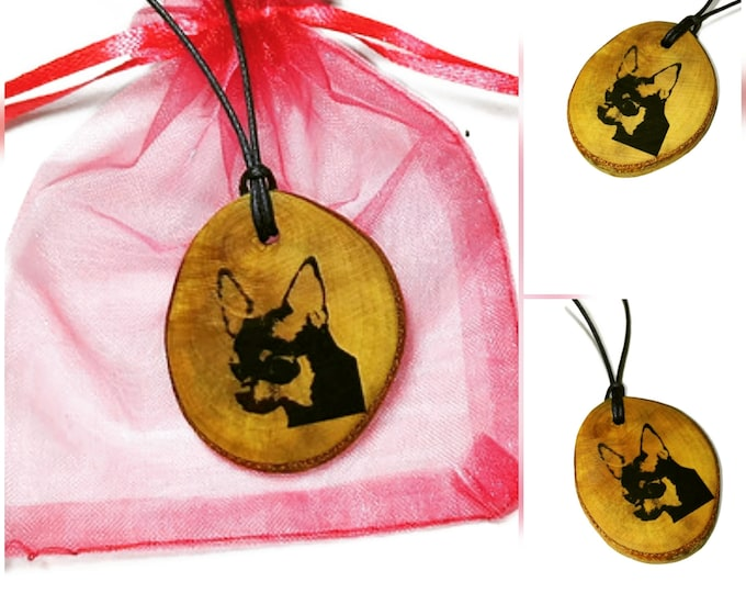 Chihuahua Dog   Chiwawa Personalized Engraved  Valentines  Gift Key Fob Key ring  Air Freshener  Gift for her Gift For Him Free Engraving