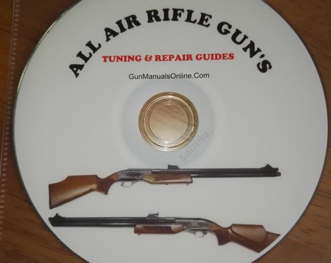 Air Rifle Gun Tuning  Maintenance Service Care & Repair All Airgun Pellet Guns includes Free Targets  Retrosheep#Airgun #Gun
