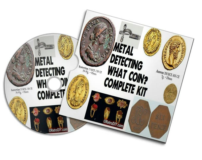 COIN IDENTIFICATION RESOURCE + price guides - metal detecting ancient + Roman coins tokens money warmans books pdf #coins #metaldetecting