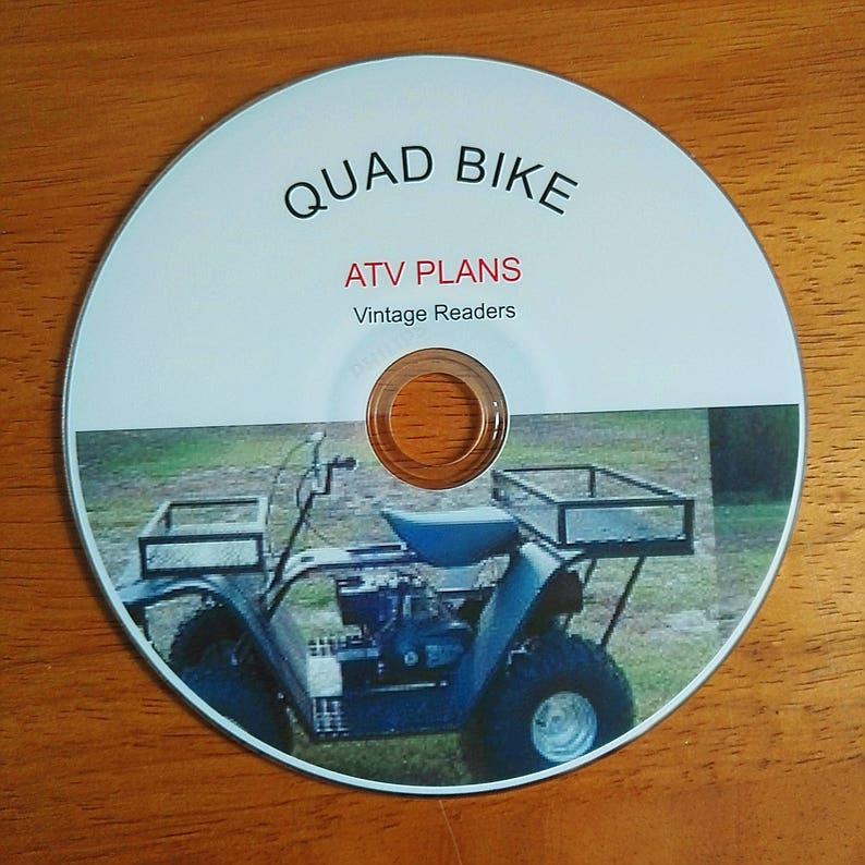 Road To Christmas  2020 Trailer Quad bike ATV off road buggy / chopper / trailer / tear drop | Etsy