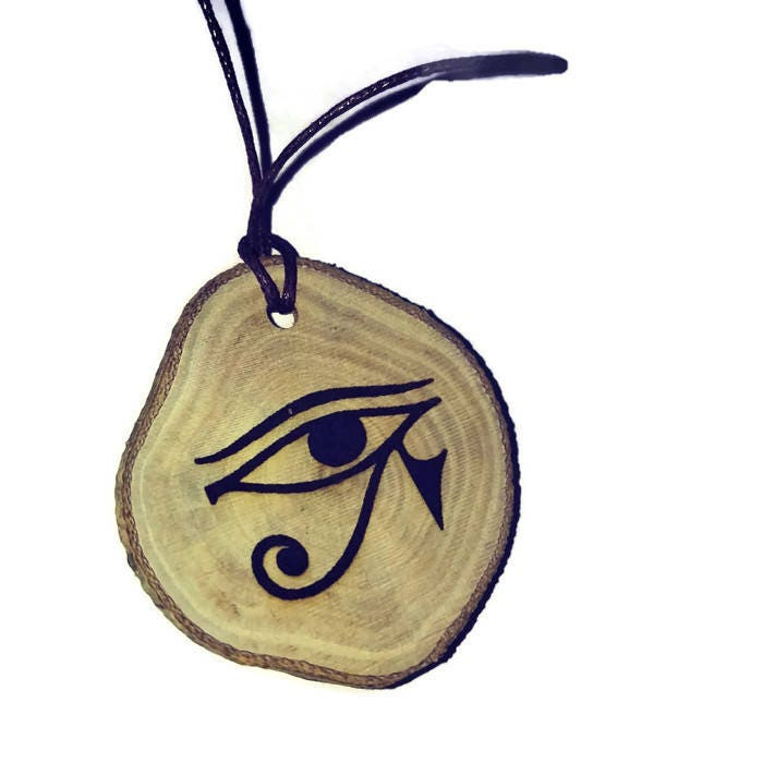 Eye Of Horus Protection All Seeing Eye Symbol Egyptian Necklace