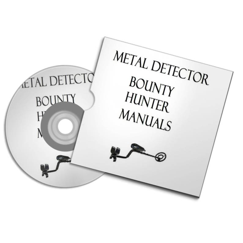 METAL DETECTOR Owner User Instruction MANUALS Books Viking Fisher Whites Tesoro Mine Labs Garret Xp Dues MetalDetecting