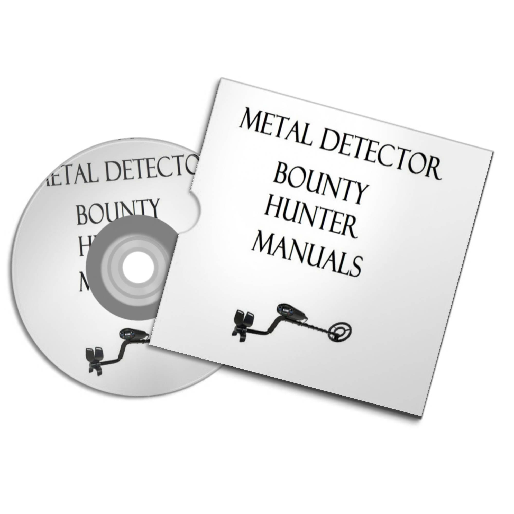 Metal Detector Owner User Instruction Manuals Books Viking Etsy Topics Related To Vlf Schematic