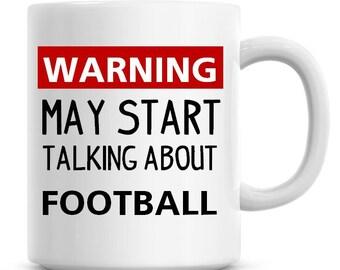 Northern Ireland mug football fan gift present