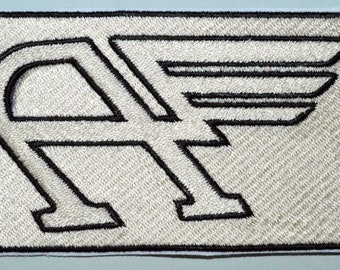 Austin . New Embroidered cloth badge