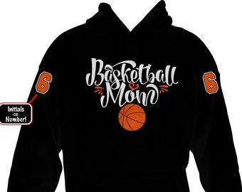 9dfdbc8ca Basketball Mom Hoodie