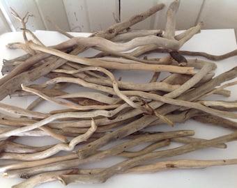 70 pieces curly Bulk driftwood Crafting sticks Macrame hangers Terrarium supplies Aquarium supplies Succulents