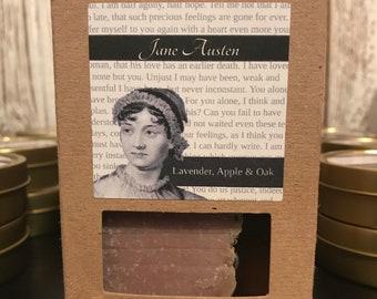 Jane Austen Soap