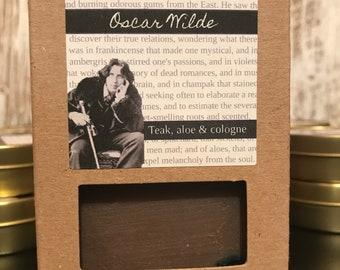 Oscar Wilde Soap