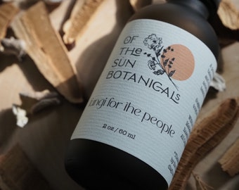 Fungi for the People Herbal Extract