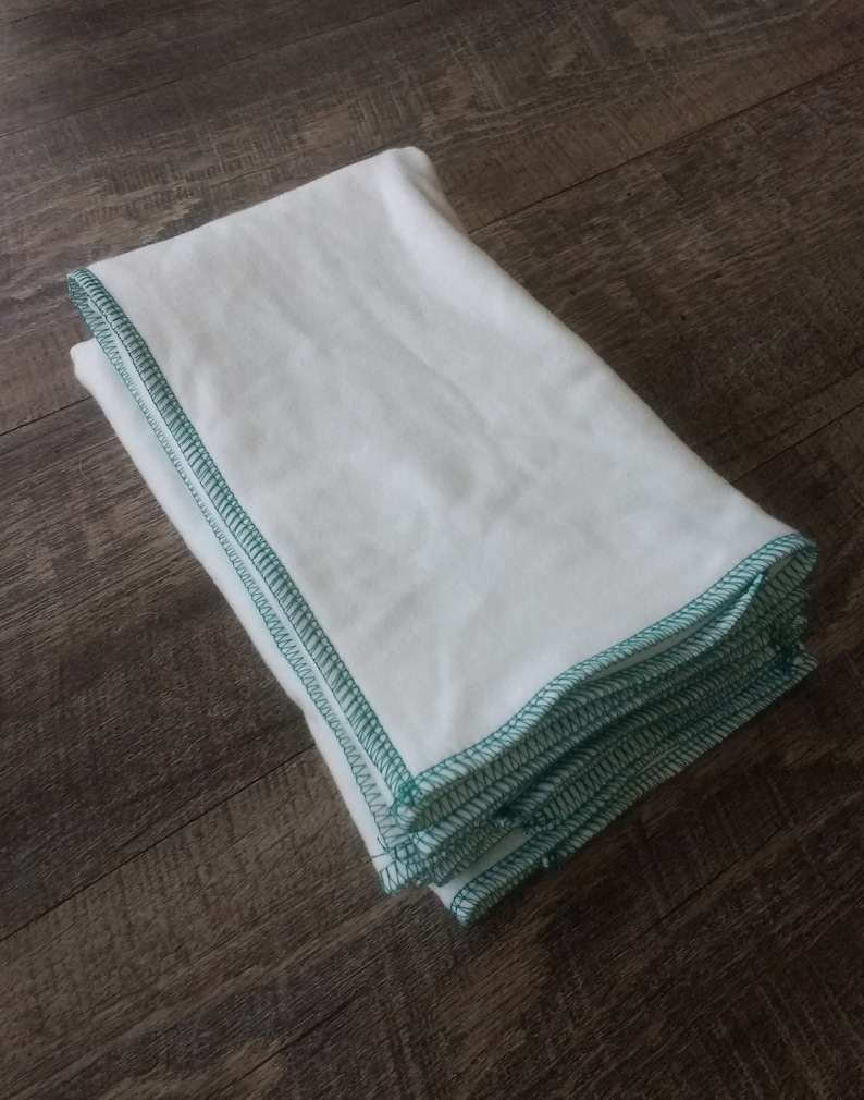 b6f2561910b13 Bamboo Pre Flat Prefold Diaper Stretchy French Terry Organic