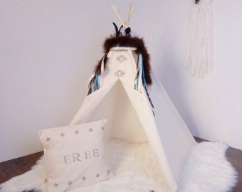 Aztec Pet teepee with anti-collapse design, pet friendly designed ,dog teepee, cat teepee