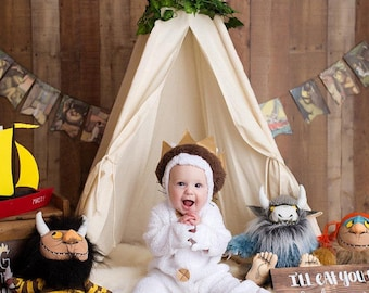 Small toddler Teepee
