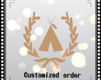 customized order for Tehya moon