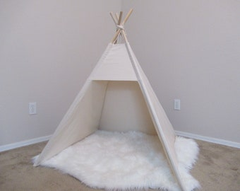 Front open Pet teepee with anti-collapse design, pet friendly designed ,dog teepee, cat teepee